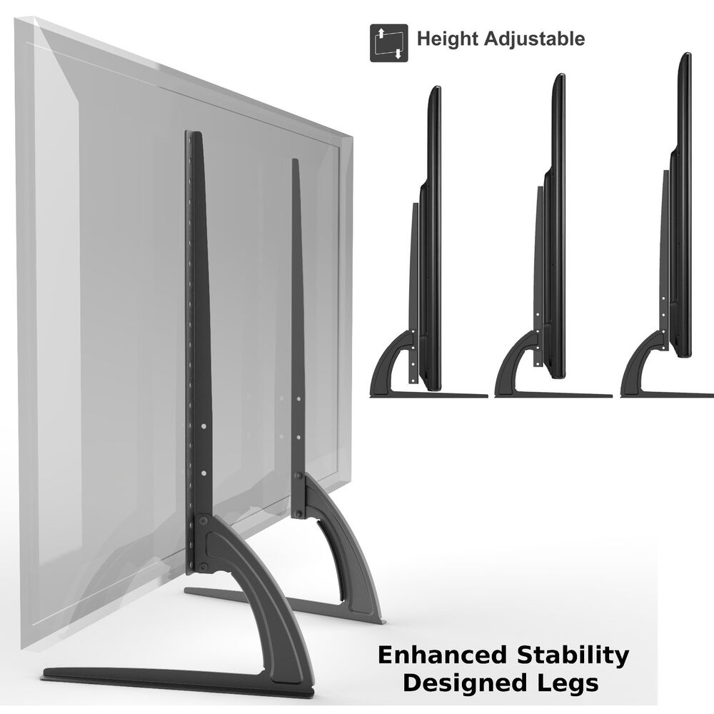 Hta307 Universal Table Top Tv Stand Legs For Samsung 27