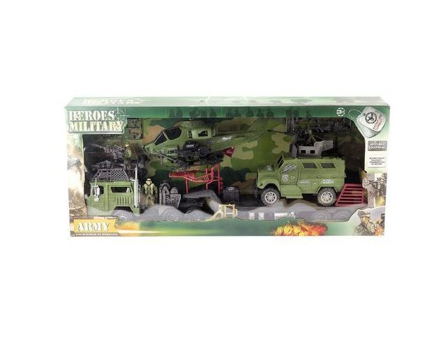 Soldier Force 9 Elicottero : Soldier force pieces playset accessories helicopter