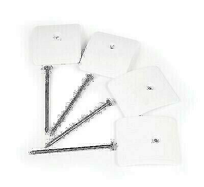 Camco 45631 White Patio Awning Mat Plastic Hold-down ...