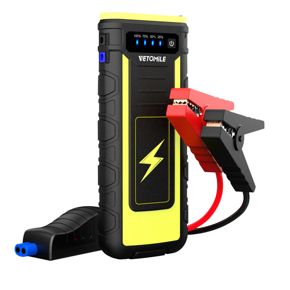 suaoki 12v car jump starter booster portable battery. Black Bedroom Furniture Sets. Home Design Ideas