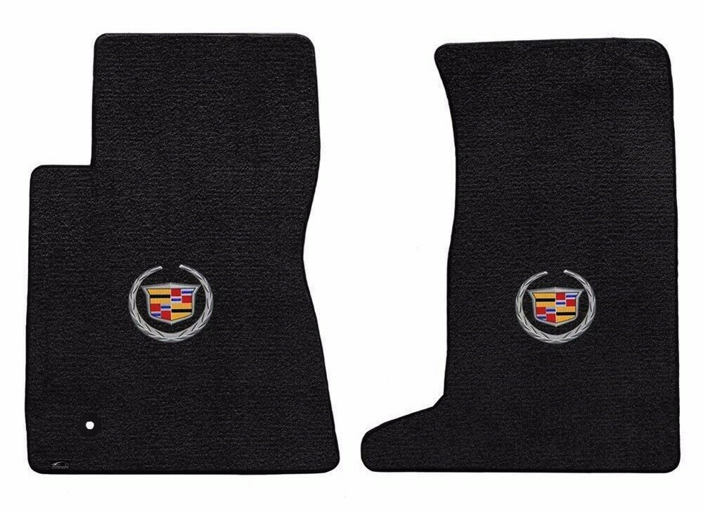 New Black Floor Mats 2011 2014 Cadillac Cts Coupe Silver