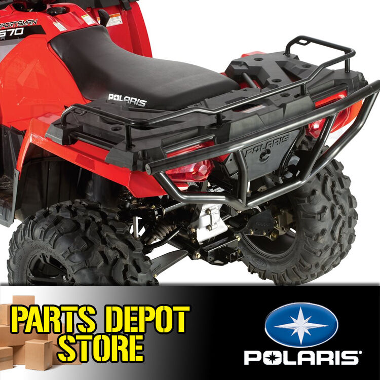 New 2014 2017 Pure Polaris Sportsman 450 570 Black Rear