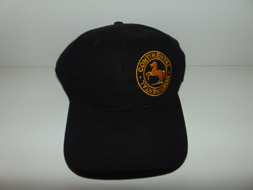 Details about Continental Racing Hat Fitted Yellow And Black Hat Cap Road  Atlanta Petit Lemans daac66b8e0a