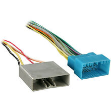Metra 701727 70-1727 Factory Amplifier Bypass Harness for 2006 Honda Civic