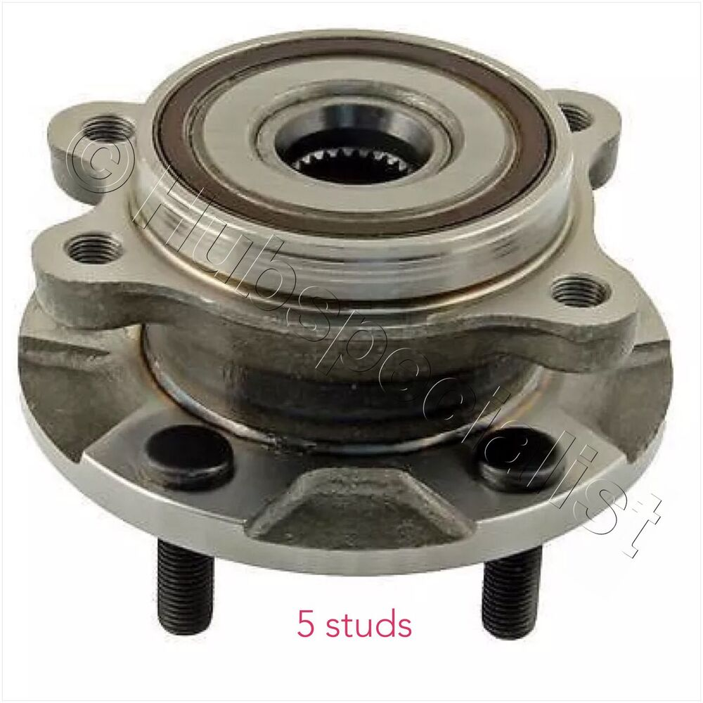 Front Wheel Hub Bearing Assembly For 2006 2014 Lexus Is250
