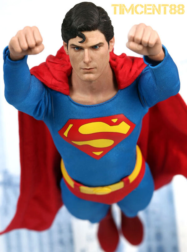 78 Images About Temperance On Pinterest: In Stock! Hot Toys 1/6 Superman 1978 Christopher Reeve