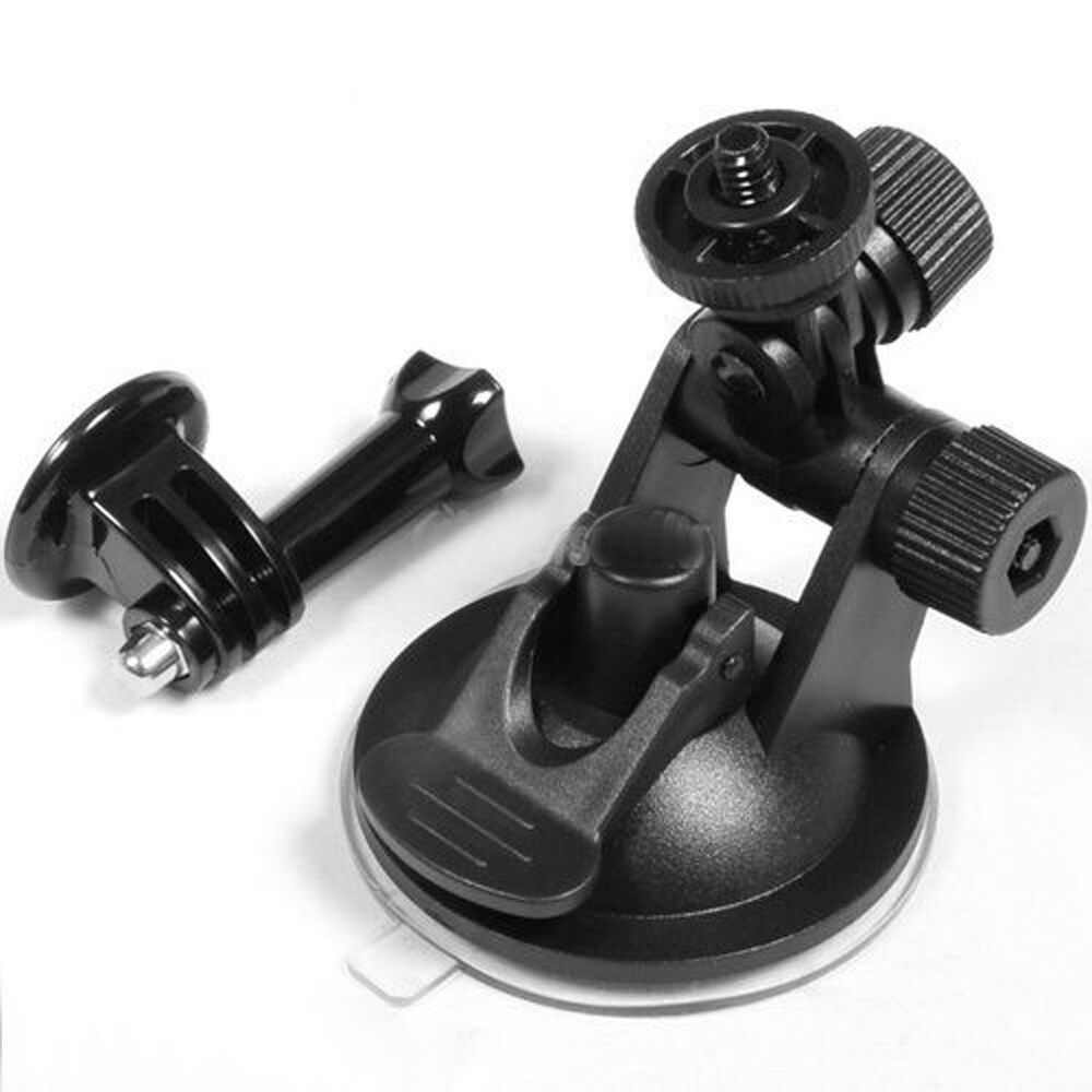 T Type Car Video Recorder Suction Cup Mount Bracket Holder