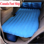【Ships from Canada】Car Travel Inflatable Mattress/ Bed with Two Air Pillows