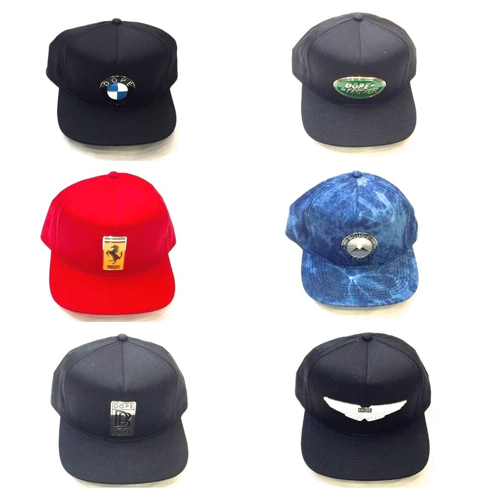 Details about Dope Couture Luxury Cars Edition Snapback Hat Cap Adjustable  Osfa aa093d48398