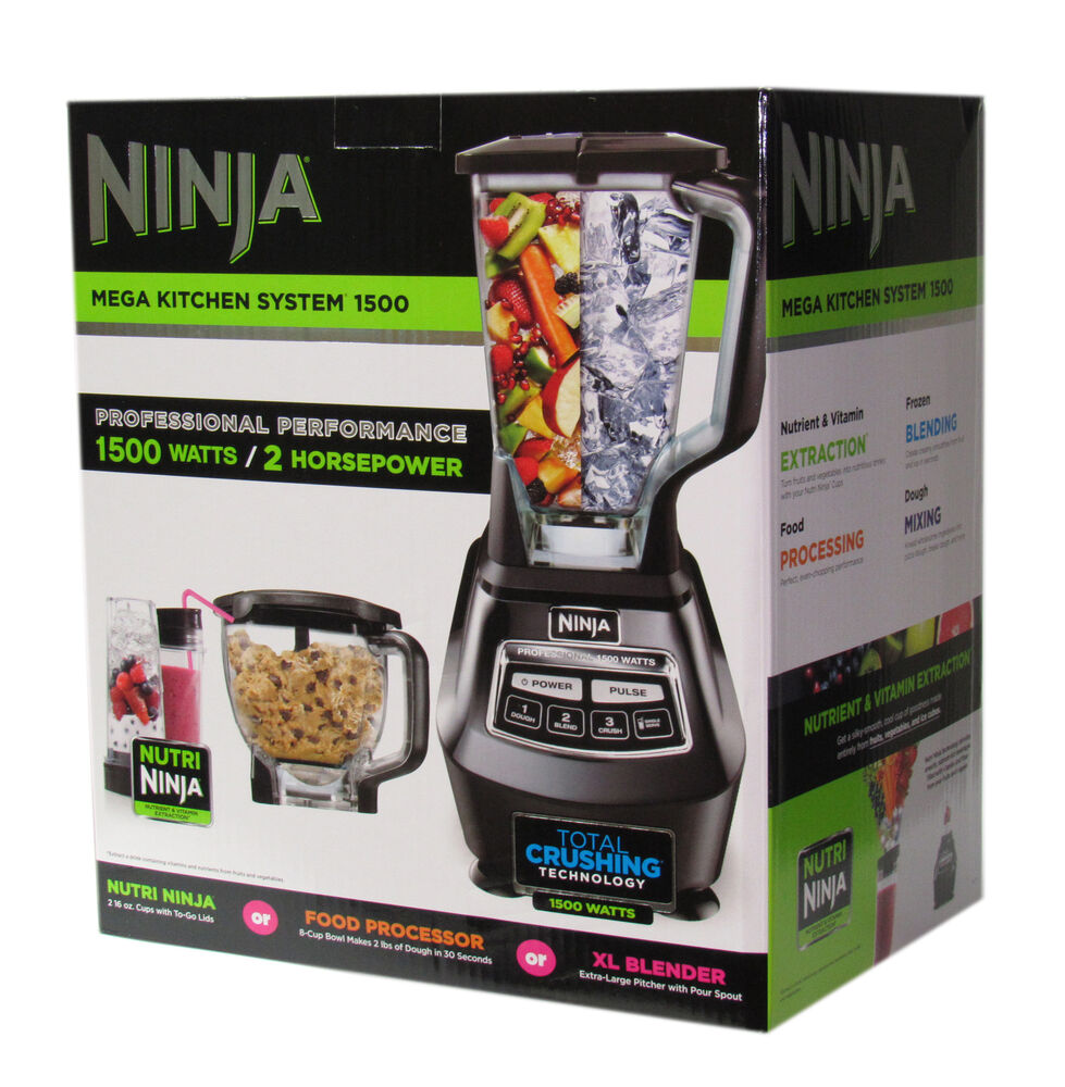 blender kitchen watts review system ninja youtube mega watch