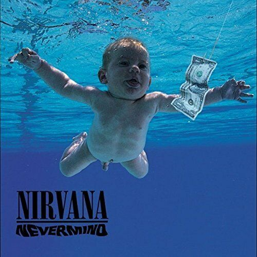 NIRVANA : NEVERMIND   (180g LP Vinyl + download code) sealed