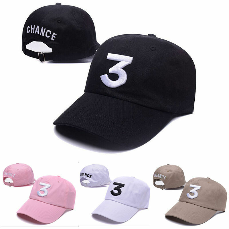 631a05434b2c2e Details about New Chance the Rapper Baseball Cap Streetwear Dad Hat  coloring Book CHANCE 3
