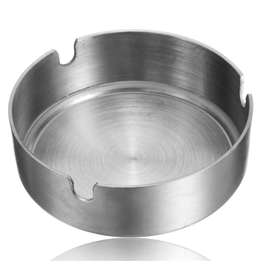 Stainless Steel Safandarley Metalworking Mexico: Stainless Steel Ashtray Metal Cigarette Ash Holder Cigar