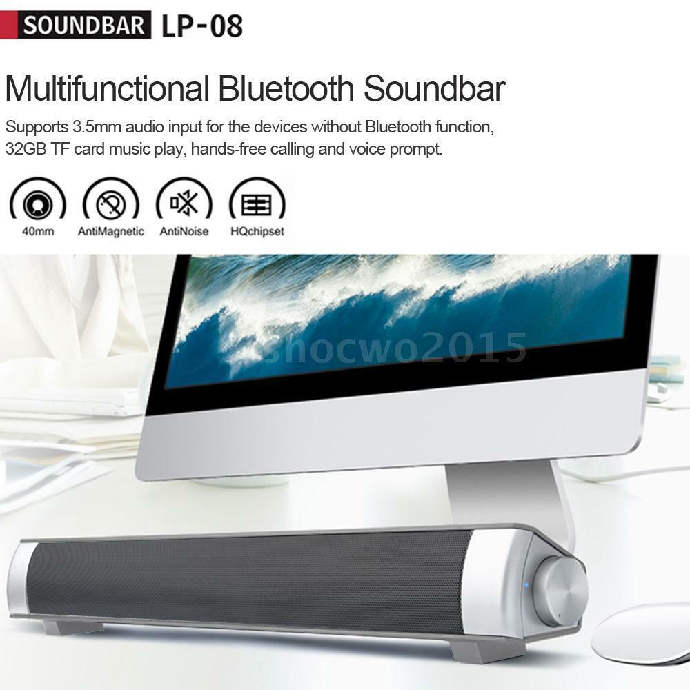 how to connect wireless subwoofer to sound bar