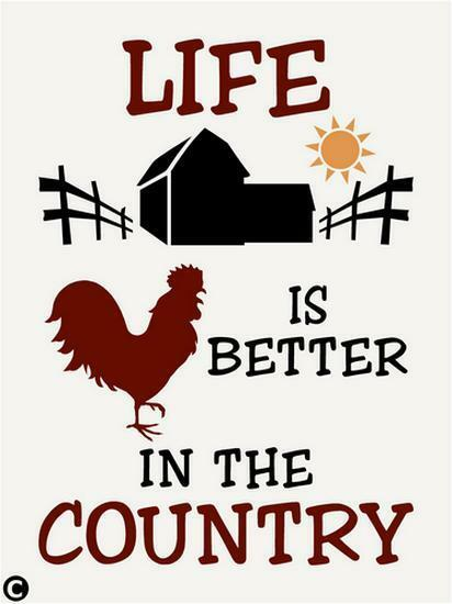country living is better Life in the city, compared with life in  some people enjoy living in the country but  the city or the country is your city a much better place to.