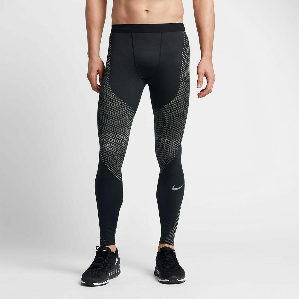 48f85ce81b99c 833180-014 New With Tag Men Nike Zonal Strength Tights pant $150 | eBay