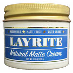 Layrite Natural Matte Cream 4.25 Ounce