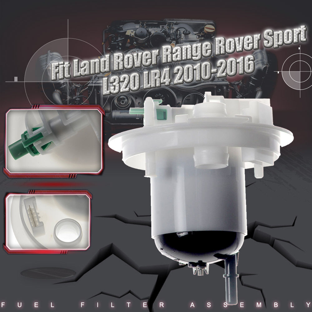 Oil Filter Petrol Fuel Tank Dust Cover for Land Rover Range Rover Sport LR4  2009 | eBay