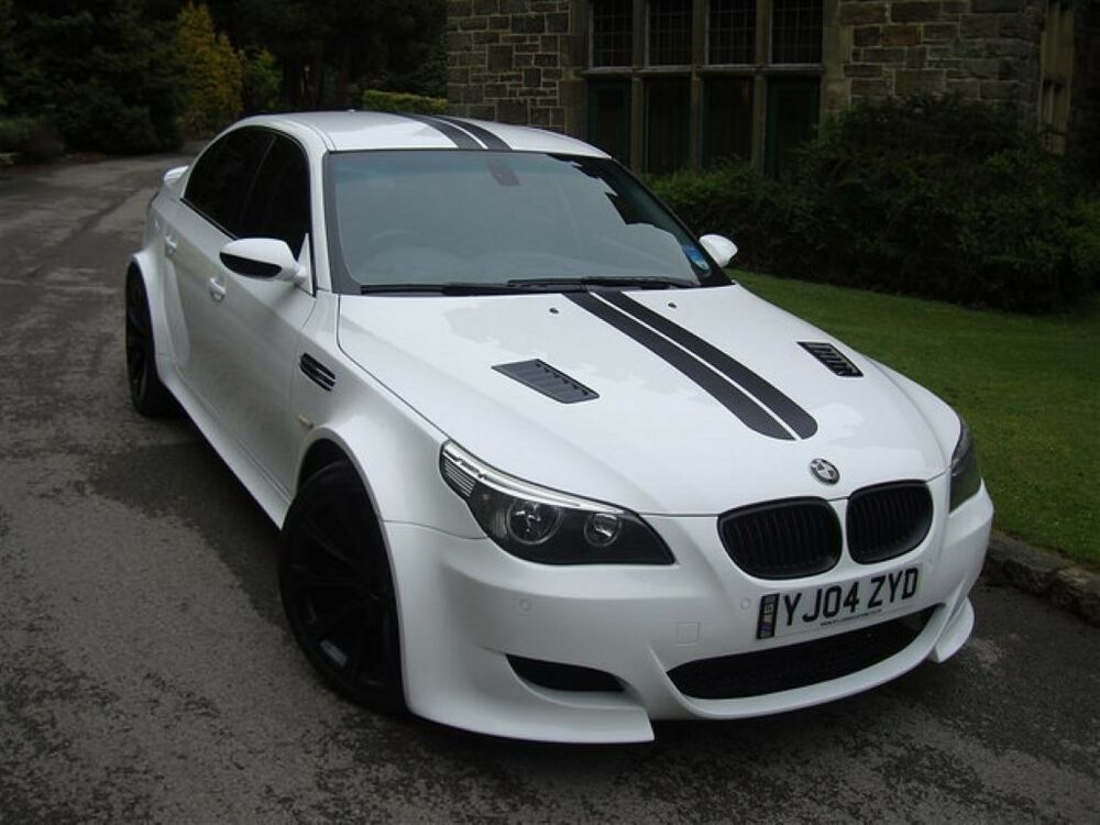 bmw m5 e60 wide arch full body kit for bmw 5 series e60 ebay