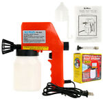Electric Air Less Paint Spray Gun Airless House Fence Sprayer Room Painting