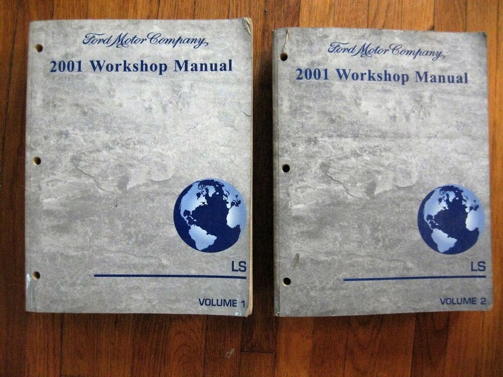 2001 Lincoln Ls Service Repair Shop Dealer Manual
