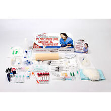 IV Practice Kit with Phlebotomy / Venipuncture How-to Guide