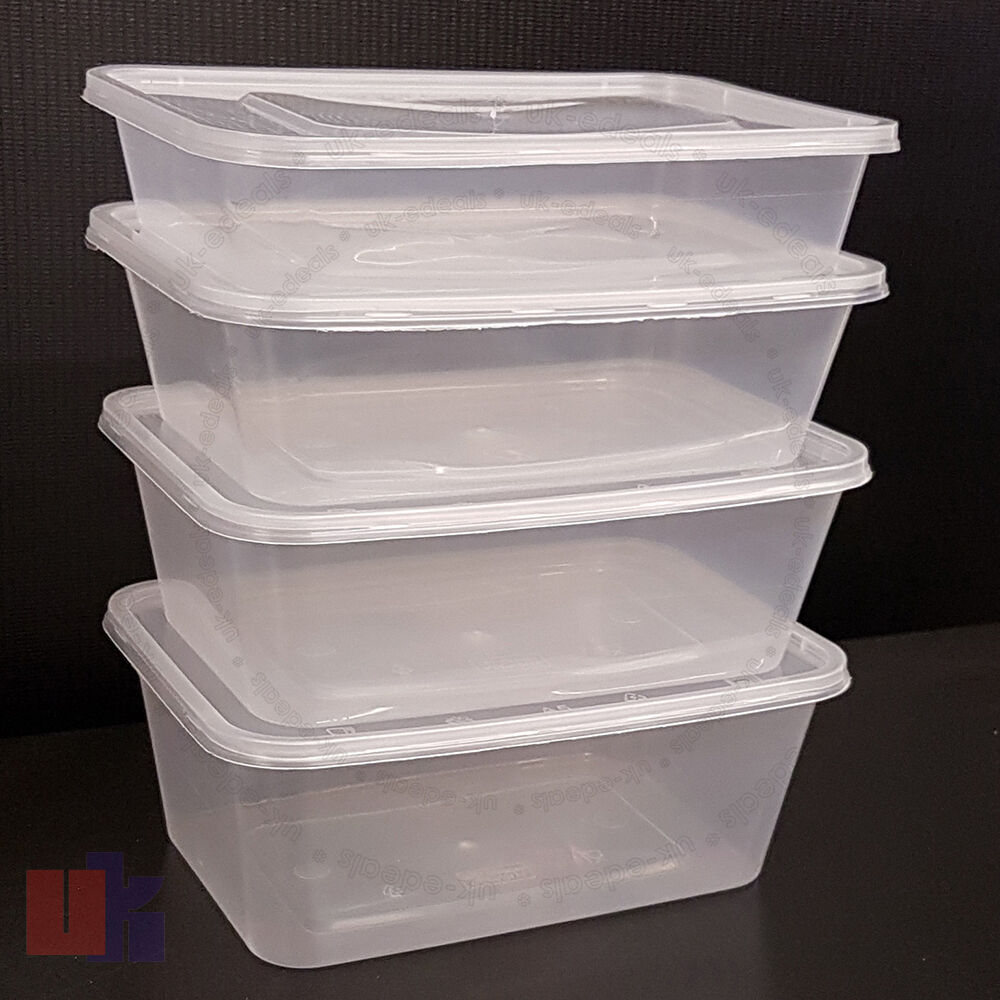 All Sizes Taha 174 Plastic Food Containers Tubs Lids