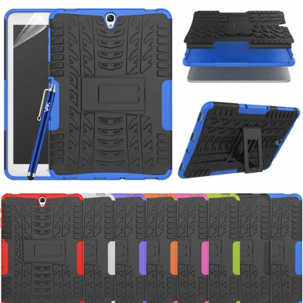 HeavyDuty Tough ShockProof Stand Case Cover For Samsung Galaxy Tab S3 9.7 SMT820