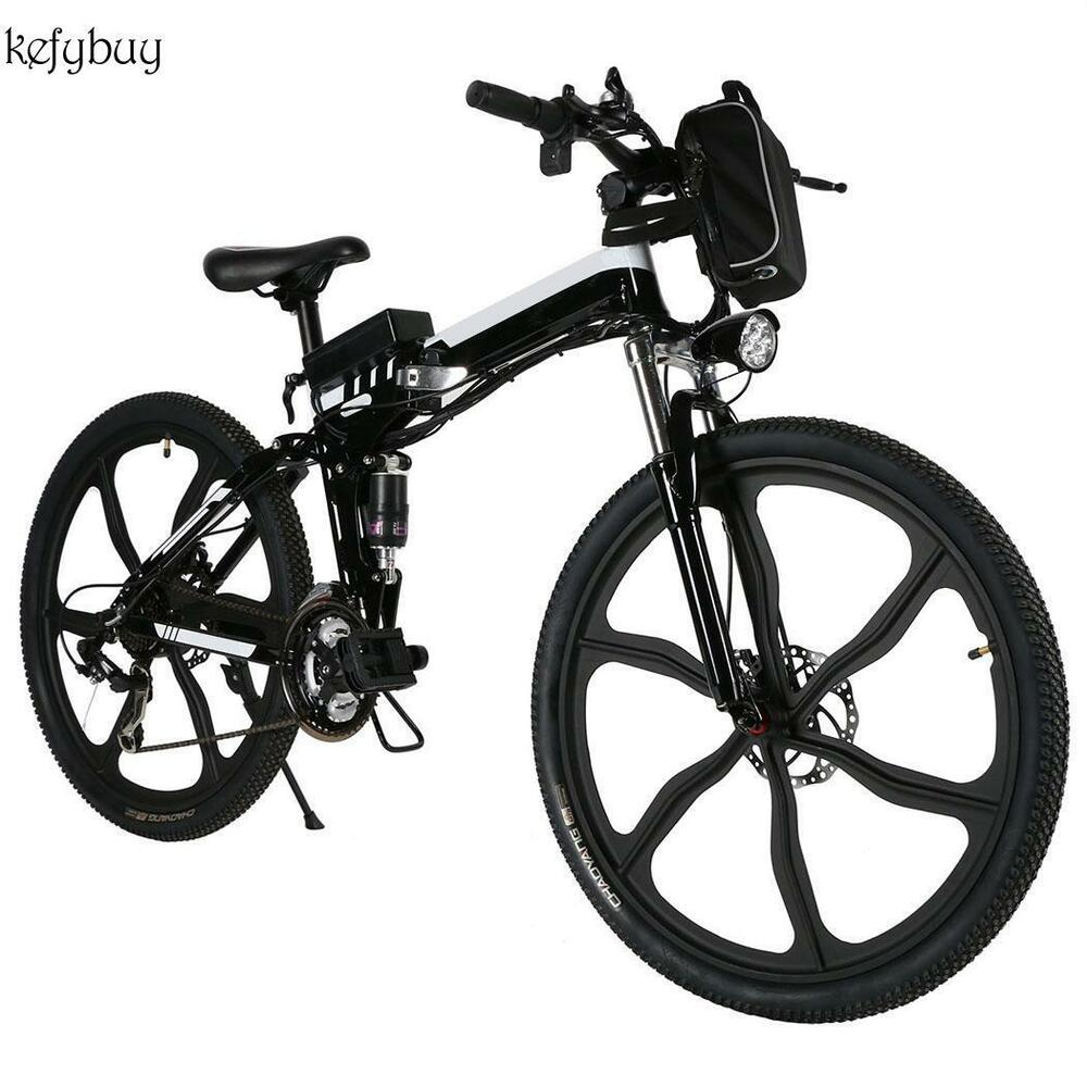 elektro fahrrad mountainbike alu e bike akku fahrrad. Black Bedroom Furniture Sets. Home Design Ideas