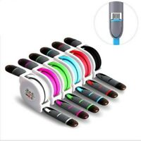 2 in 1 Multi USB Phone Data Cable