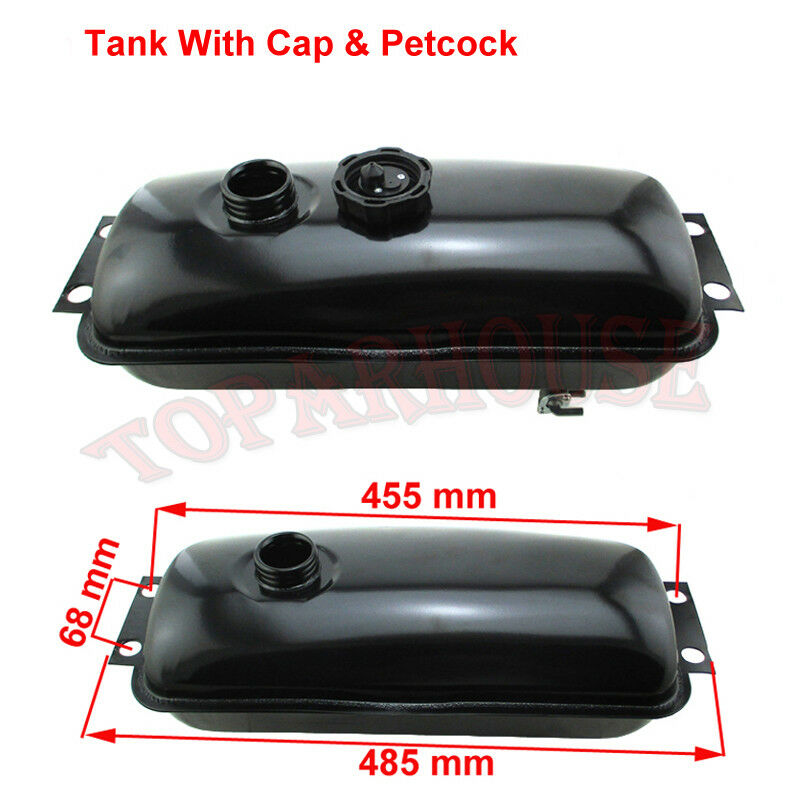 Fuel Gas Tank For Chinese 150cc 250cc Go Kart Dune Buggy