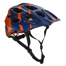 661 SixSixOne Recon MTB Bicycle Helmet (CPSC) - NAVY/ORANGE (CLOSEOUT) _7168-71