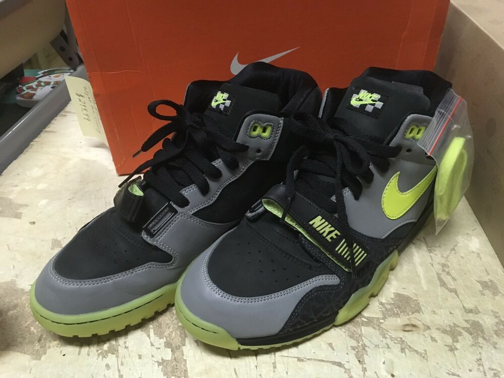 056ce30a15ff1f Details about USED MENS NIKE AIR TRAINER I PREMIUM CLARK KENT 112 PACK  329424 071 SZ 10.5 FREE
