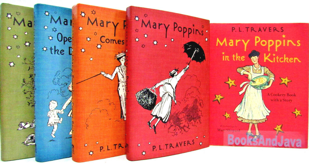 mary poppins in the kitchen a cookery book with a story