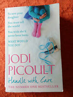 JODI PICOULT – HANDLE WITH CARE – P/B BOOK – GOOD CONDITION
