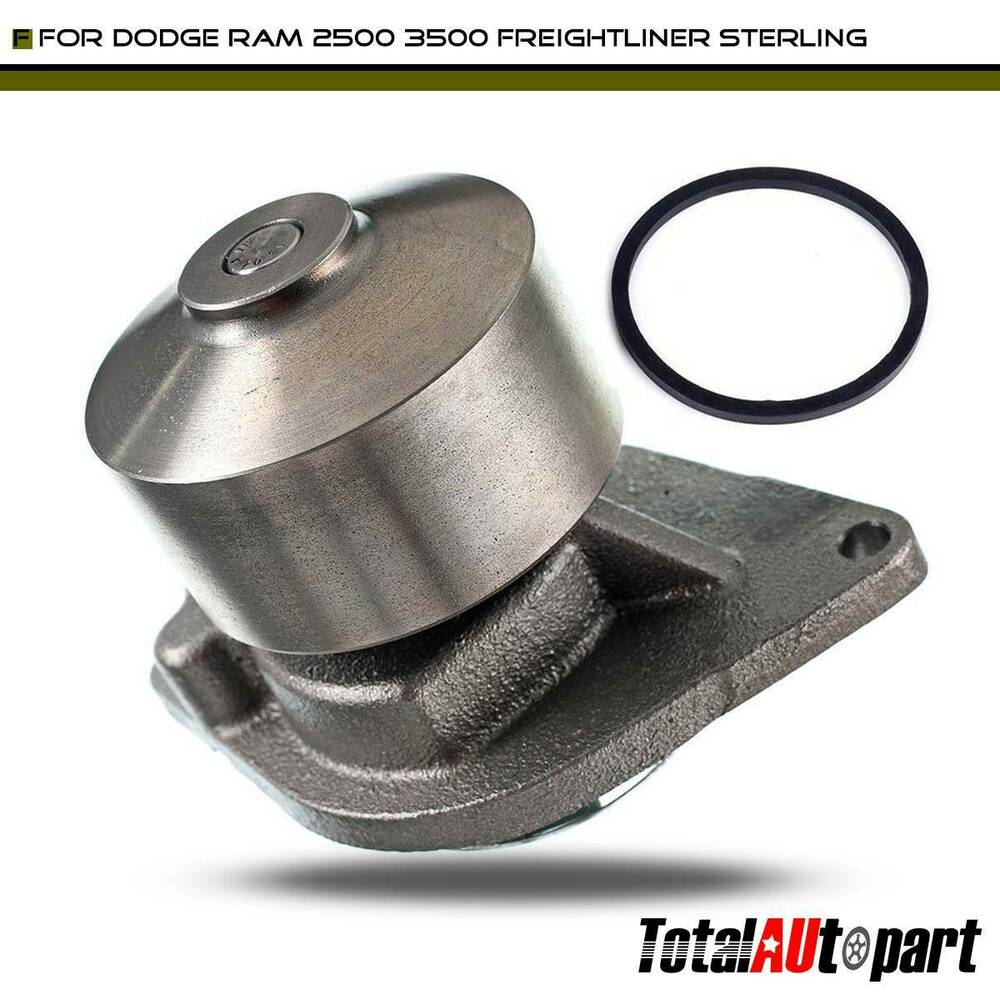 Water Pump For Dodge Ram D250 D350 2500 3500 Ford F70 Cf7000 93 97 1986 Pictures Only Freightliner Ebay
