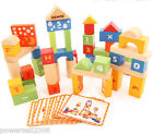 Changeable Multicolor 50 Pieces Wooden Bottled Educational Toys
