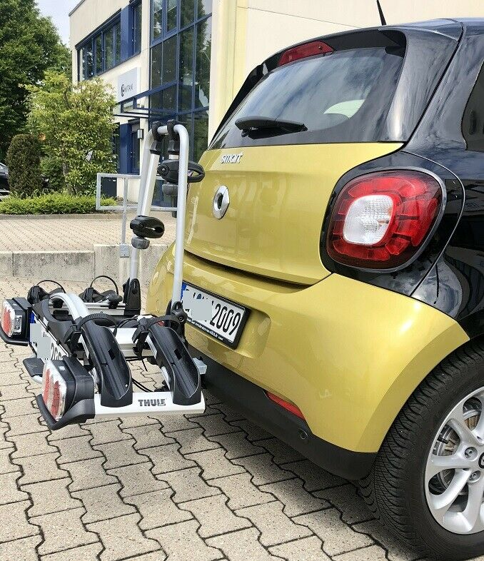 anh ngerkupplung smart forfour 453 ab 2014 mit elektrosatz direkt vom hersteller ebay. Black Bedroom Furniture Sets. Home Design Ideas