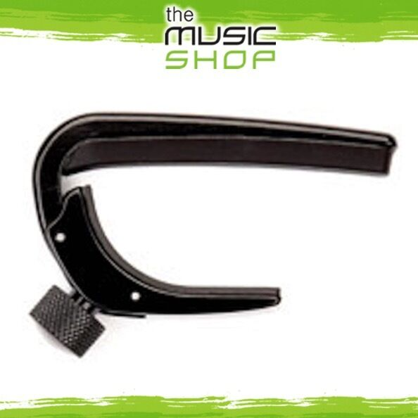 new d 39 addario planet waves ns guitar capo black cp 02 ebay. Black Bedroom Furniture Sets. Home Design Ideas