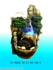 New Fashion Home Decorative Craft Gifts Rural Rockery Flowing Water Fountain
