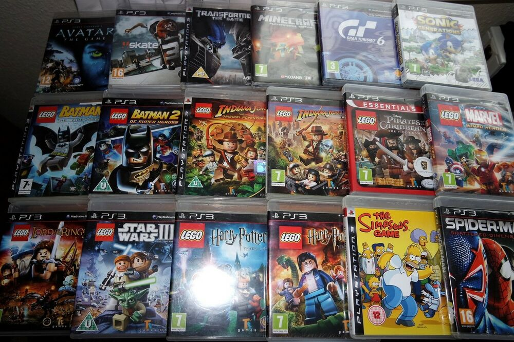 Lego Games For Ps3 : Ps kids games make your selection playstation sonic