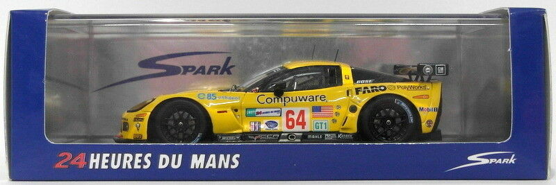 C6 Corvette Models S2580 143 Zr1 Racing64 Spark Scale 0Nw8mn