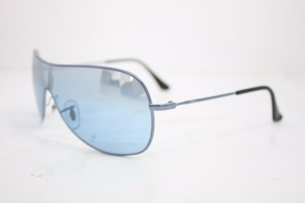 8eaf5d83e4025 Details about Rayban Junior Sunglasses RJ 9507s 210 7C Light Blue Gradient  silver mirror