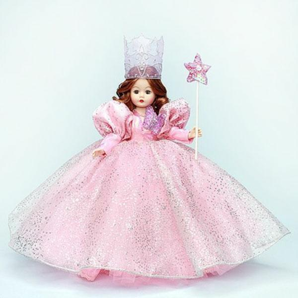 """Details about  Glinda the Good Witch 10"""" Doll by Madame Alexander"""
