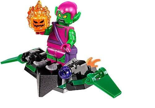 how to make a lego green goblin glider