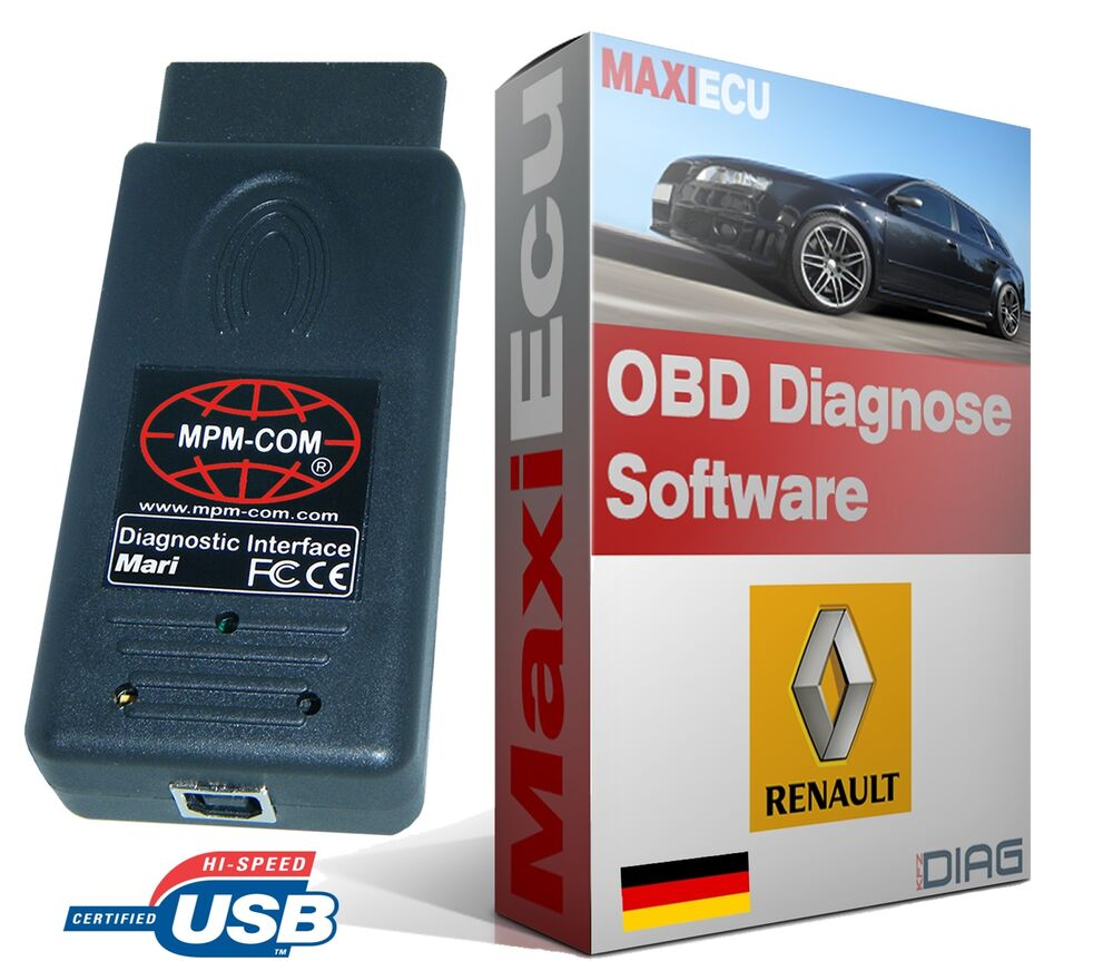 profi kfz obd usb diagnoseger t mpm com mit maxiecu. Black Bedroom Furniture Sets. Home Design Ideas