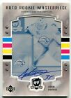 2006-07 The Cup ADAM DENNIS Auto Masterpiece Cyan Printing Plate RC True #1/1