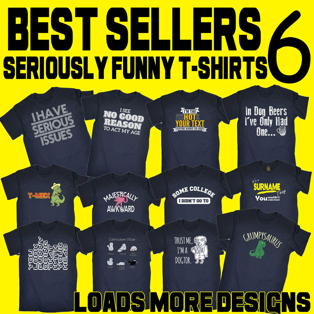 19af7bdc Details about Funny Mens T-Shirts novelty t shirts joke t-shirt clothing  birthday tee shirt 6