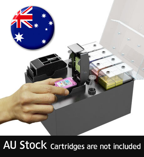 AIR62 Auto Ink Refill machine HP Ink Cartridge for HP62