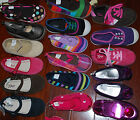 NEW GAP girl variety MARY JANE TENNIS SHOES FLATS 13 12 11,10,9,8,7,6,5 flower